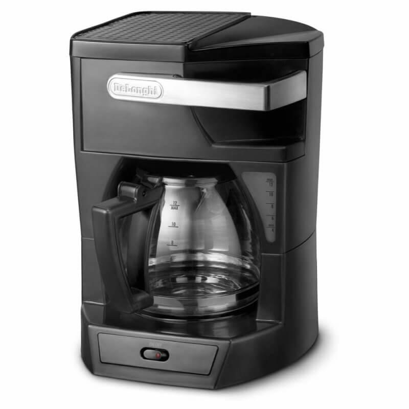 ماكينة صنع القهوة بالتنقيط ICM30 أسود